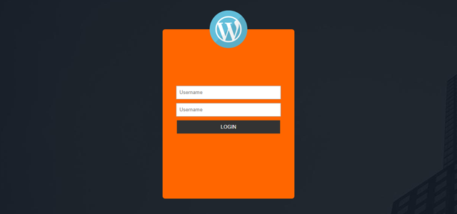 How To Make Beautiful Responsive Login Page