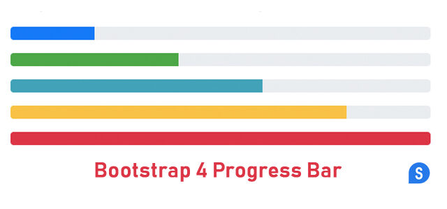 bootstrap progress bar