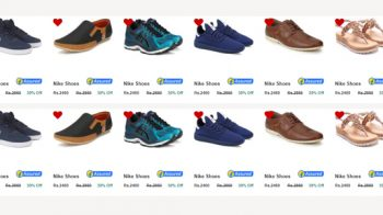 Ecommerce Product Diplay Page Using Bootstrap