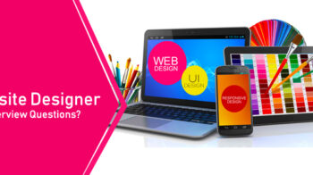 Web designer interview questions and answers